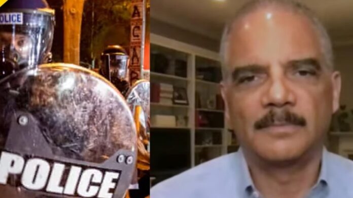 Obama's Ex-AG is Calling for Riots in the Streets Again...