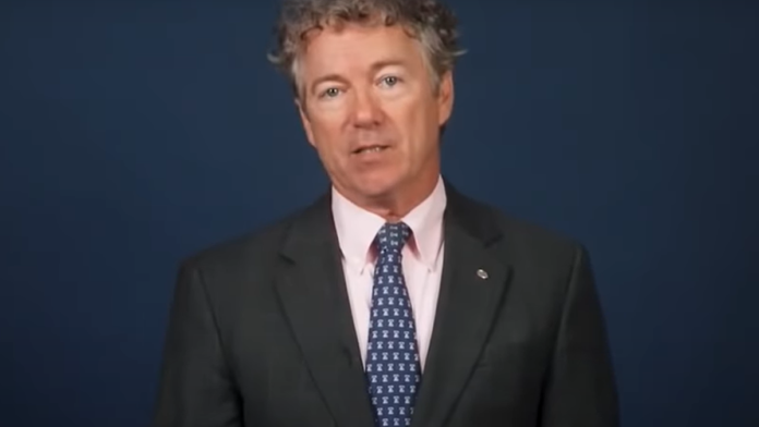 Rand Paul Releases Epic Video on How to Fight Back...
