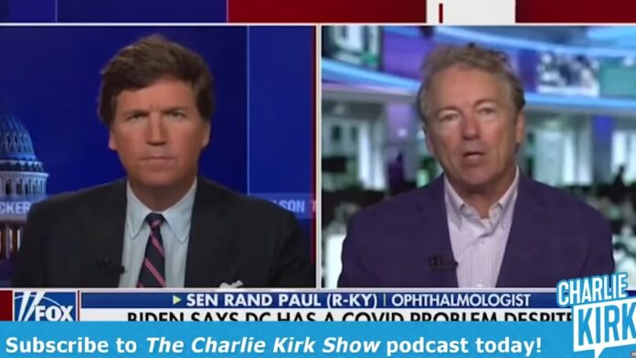 Rand Paul Takes Down Delta Hysteria with Cold Hard Facts...