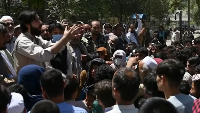 Reaction: Afghan Refugees Arrive in the United States...