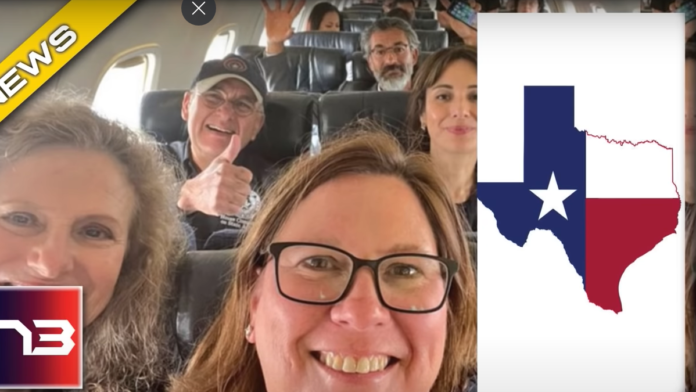 The Runaway Democrats Got Served Some Texas Style Revenge...