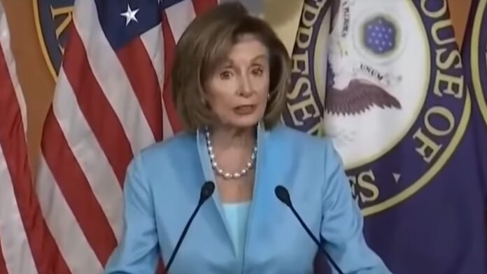 WOW: Pelosi Doesn't Like a Reporter's Follow Up Question, SNAPS...