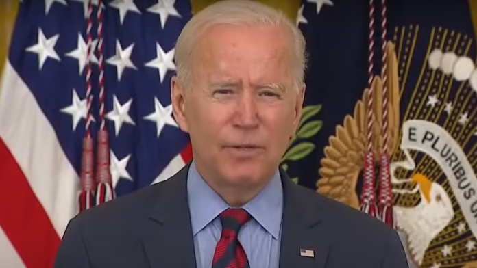 Watch Now Biden's Latest Gaffe Over COVID Vaccinations...