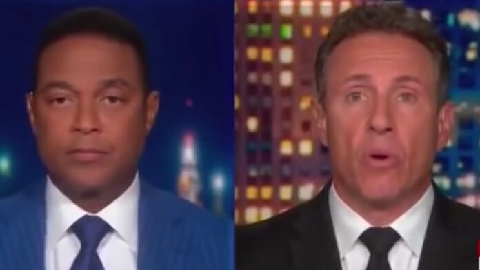 Watch Now: Chris Cuomo Covers Up for His Brother Live on CNN...