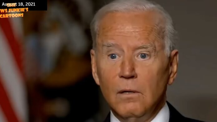Watch Now: Here's Your Daily Dose of Biden Logic...