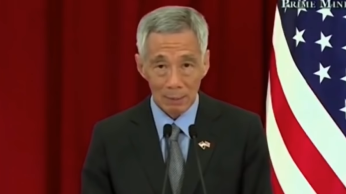 Watch Now: Singapore Prime Minister Sets Kamala Harris Straight in Front of the World...