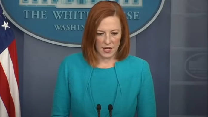 Watch Psaki Nervously Dodge Questions on Cuomo...