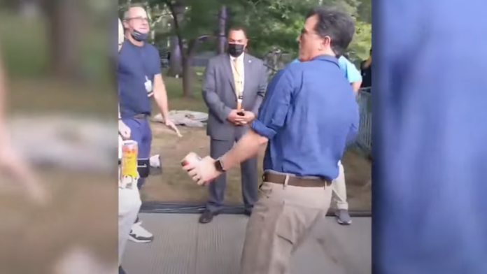 Watch Schumer and Colbert Dance as Thousands are Trapped in Afghanistan...