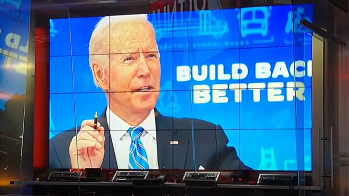 Fox News Poll Results are a Big Problem for Biden...