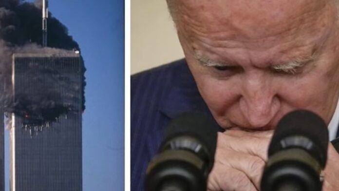 9/11 Family Member Shares Why They Don't Want Biden Attending...