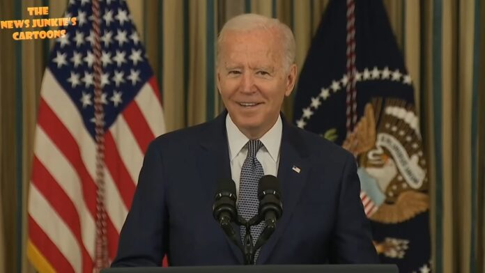 Biden Attacks Trump, 'Imagine if the other guy was here'...