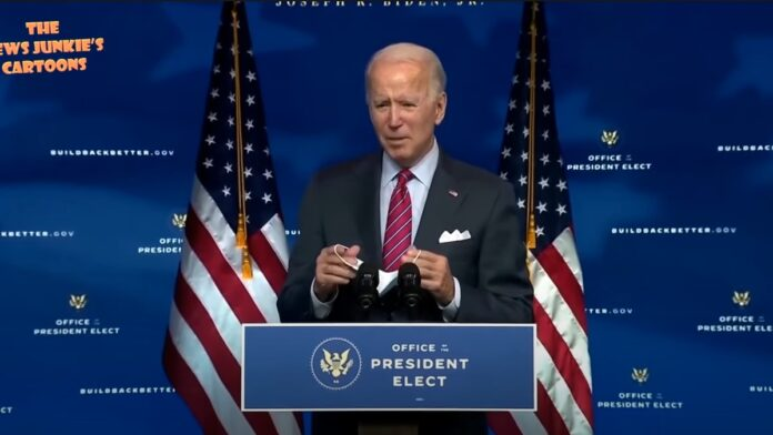 Biden: This is Not About Freedom or Personal Choice...