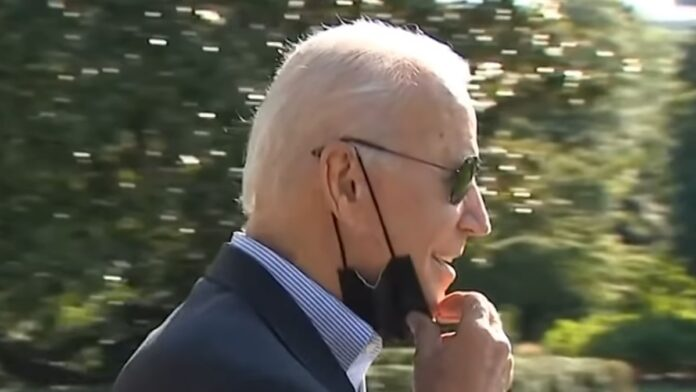 Biden Walks Away: 'Is the sun going to come out tomorrow?'...