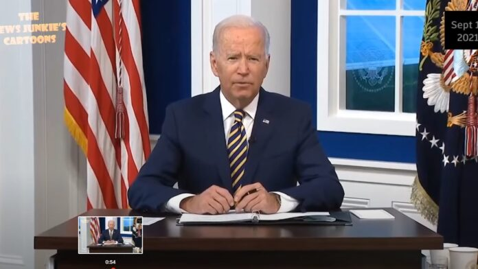Biden is Going to Save the Planet Including Siberia and the Ocean...