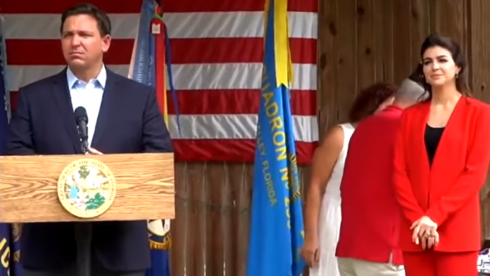 Epic DeSantis Puts Biden on Notice for Messing with American Freedom...