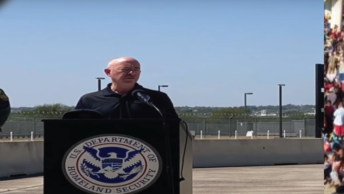 Everyone Notices 'One Thing Wrong' with Biden's Texas Speech...