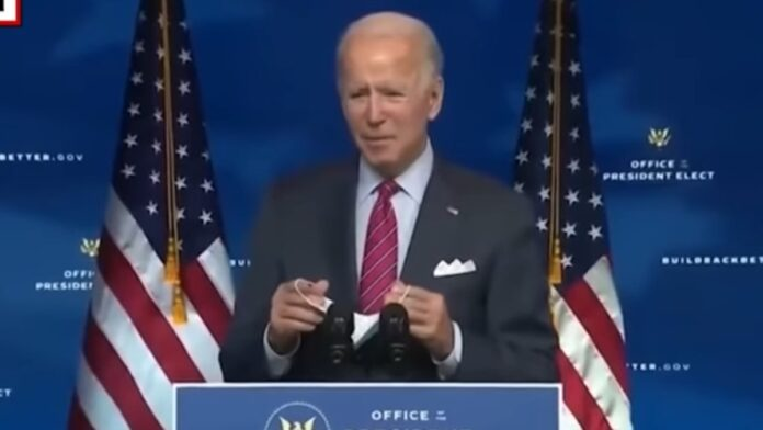 Evidence: All the Times Biden Lied About the Vaccine Mandates...