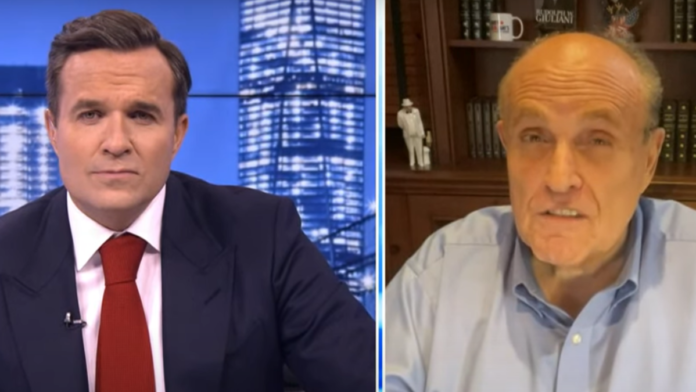 Giuliani: Here's the Text That Can Put Biden in Jail...