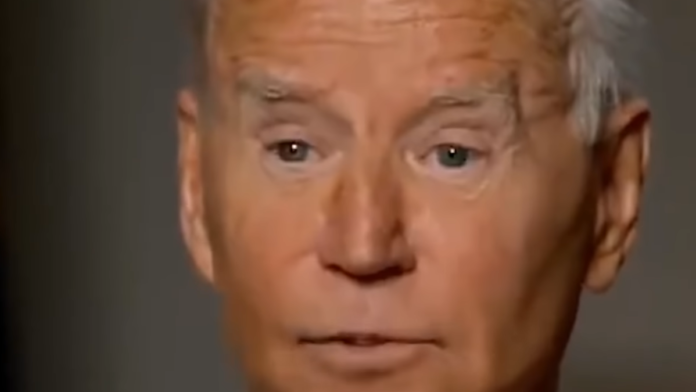 Hilarious Biden, 'I give you my word with all of my heart'...