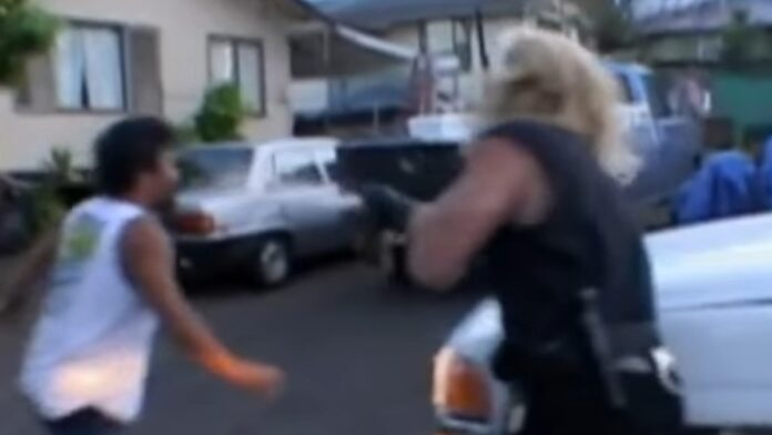 Hilarious: Dog the Bounty Hunter Discusses the N-Word...