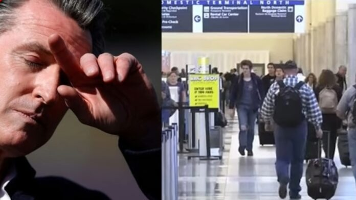 Hilarious: Someone Hacks the Airport Intercom System, Listen For Yourself...