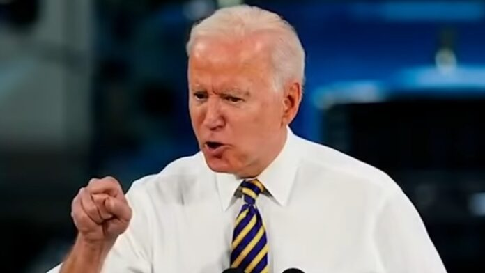 It Appears the White House Intentionally Cuts Biden's Live Feed...