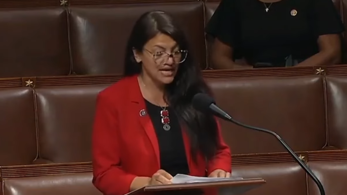 Must See: AOC Cries After House Passes Bill to Fund Israel's Iron Dome...