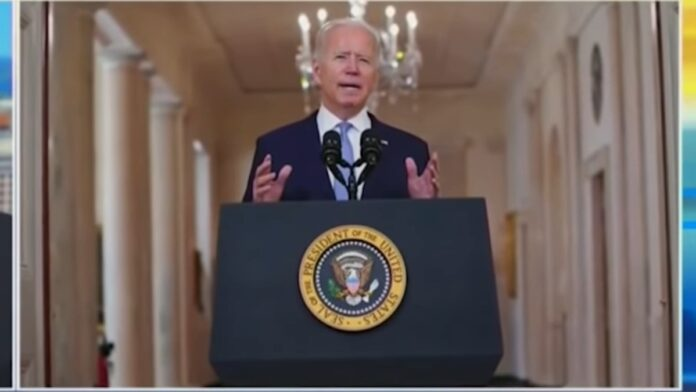Must See: Biden Actually Believes Afghanistan is a Success...