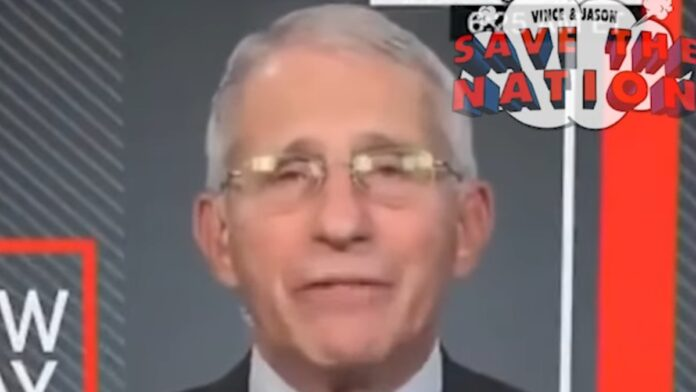 Must See: Dr. Fauci Wants Mandates on College Football Games...