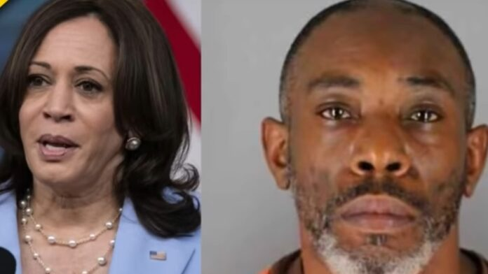 Must See: Kamala Harris' Bail Fund Bails Out a Murderer...