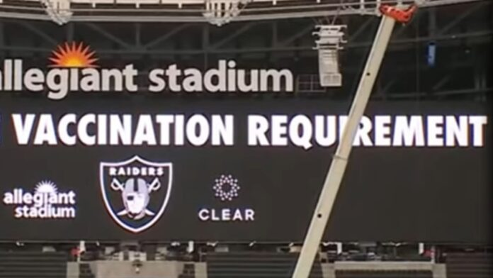 Must See: NFL Season in for a Rude Awakening After New Vaccine Mandate...