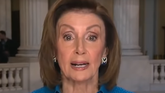 Must See Pelosi 'When President Trump was President. we always cooperated'...