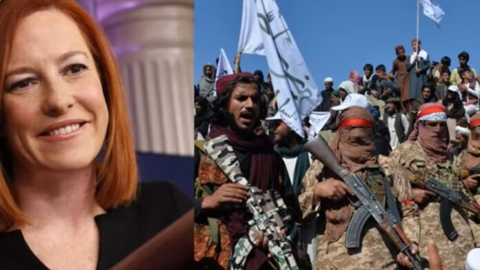 Must See: The White House is Under Fire After Praising the Taliban...