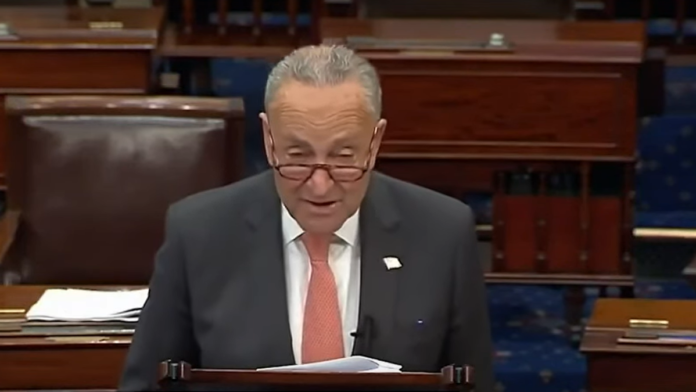 Must See What Chuck Schumer Just Said is Insanity...