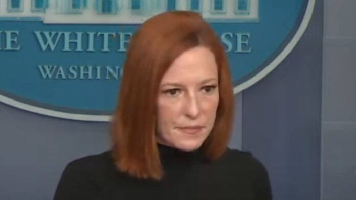 Psaki: It's Not About Persuading Americans, Vaccine is 'Going to be a Requirement'...