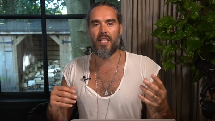 Russell Brand: How the Elites Trained You to Hate...