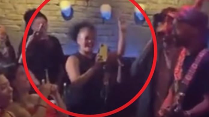 SF Mayor Caught on Camera Doing Something She's Not Supposed To...
