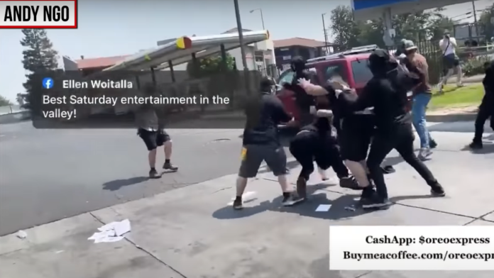 Watch Antifa Get Pounded After Showing Up to the Wrong Event...