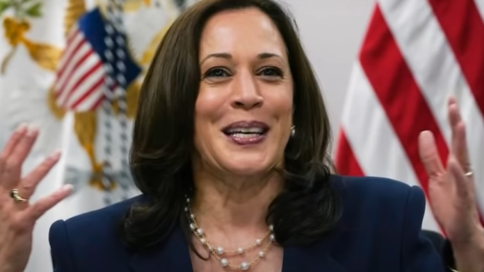 Watch Searching for the Missing Kamala Harris...