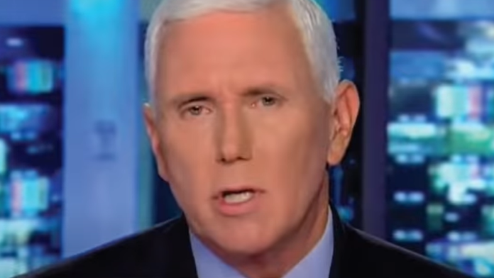 Desperate Mike Pence Just Made RIDICULOUS Claim About Trump...