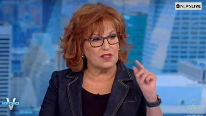 Joy Behar Goes After Democrats in Vicious Attack for What They Did To Biden...