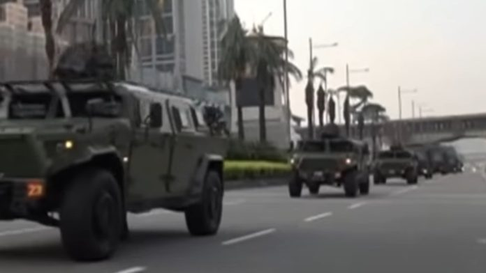Must See: China's Ruthless Display of Force in Taiwan...