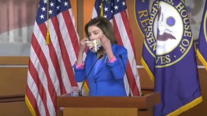Must See: Was Nancy Pelosi Literally Drunk in This Video