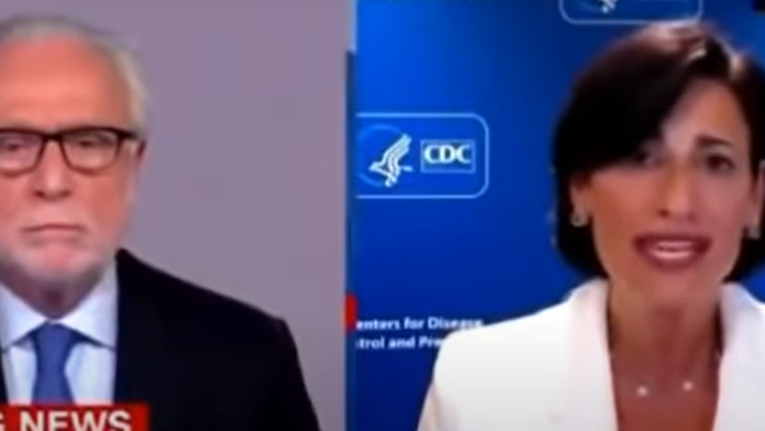 Must Watch: CDC Director Announces What We've Known for Months About the Vaccine...