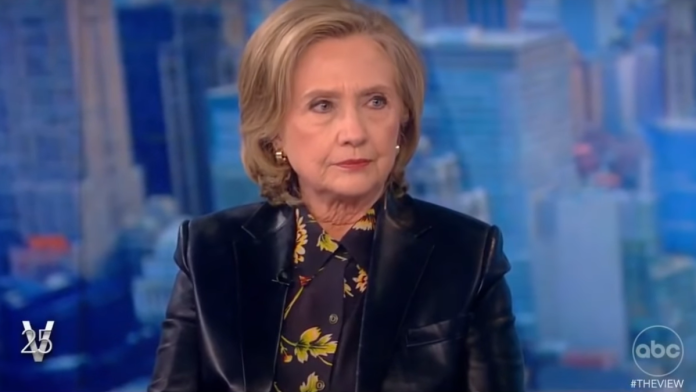 Must Watch: Hillary Clinton Makes a Call for MORE Censorship...