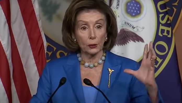 Must Watch: Pelosi Delivers the 'Line of the Week'...