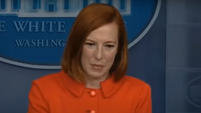 PSAKI: Our intention is to.. implement.. requirements.. in the states where there are attempts to oppose...