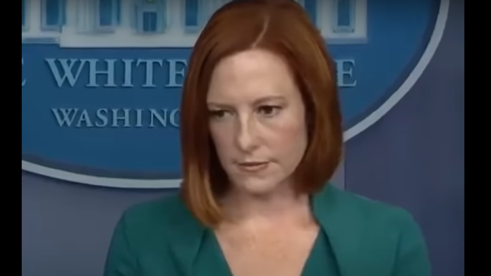 Watch Psaki Defend the Use of the FBI to Intimidate Parents...