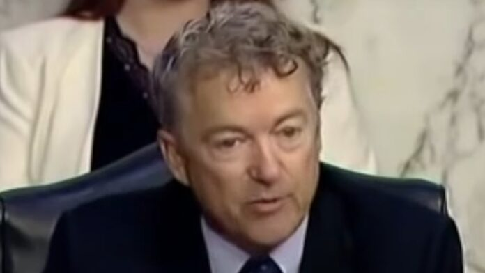 Watch This: Rand Paul GRILLS Biden Nominee into Complete Embarrassment on COVID...